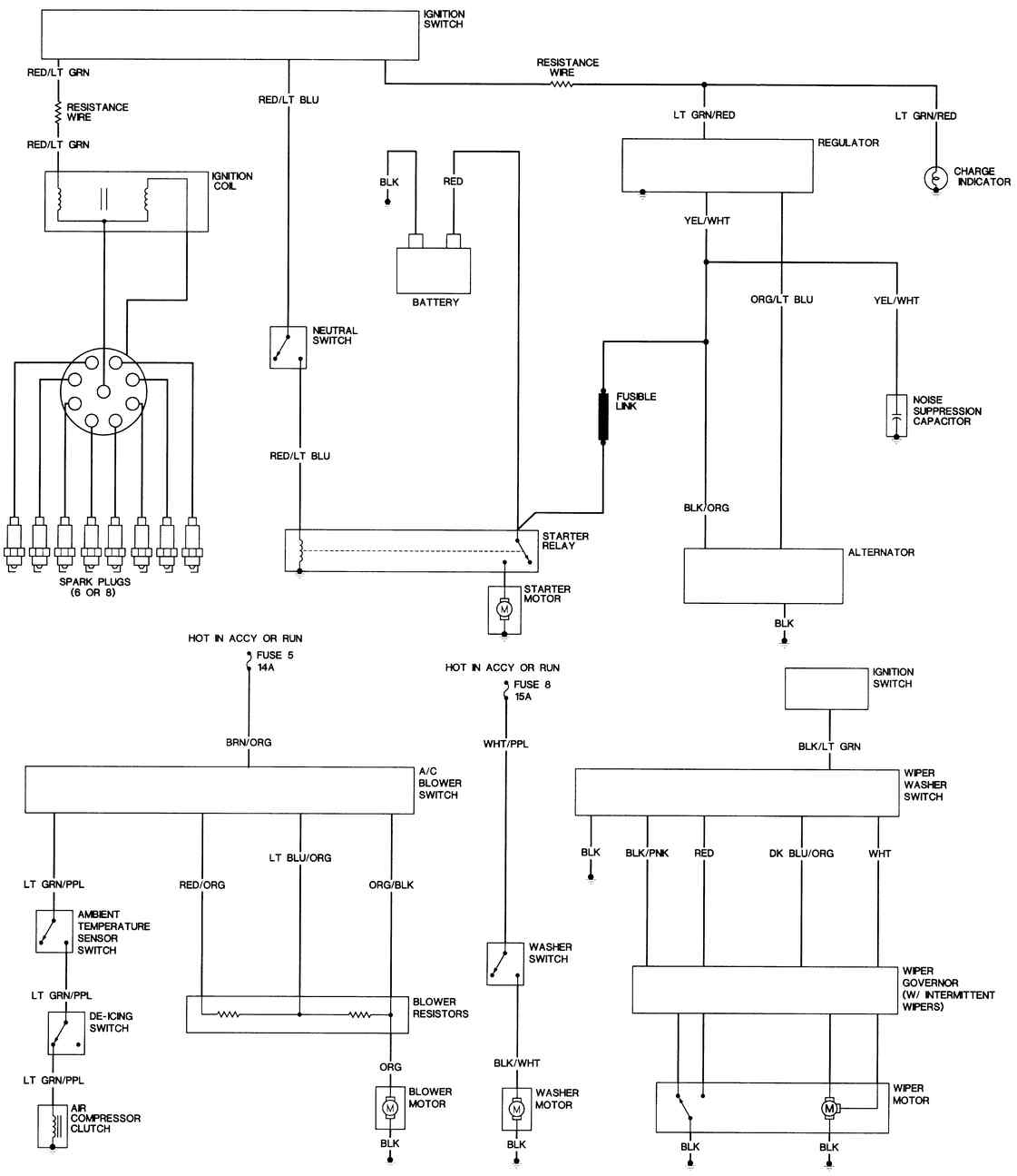 Ford Ignition System Wiring Diagram Guide And Troubleshooting Of Electronic 73 Corvette 1979 302 Single Point Distributor Does Anyone Have An Engine Rh Justanswer Com Control Module Switch