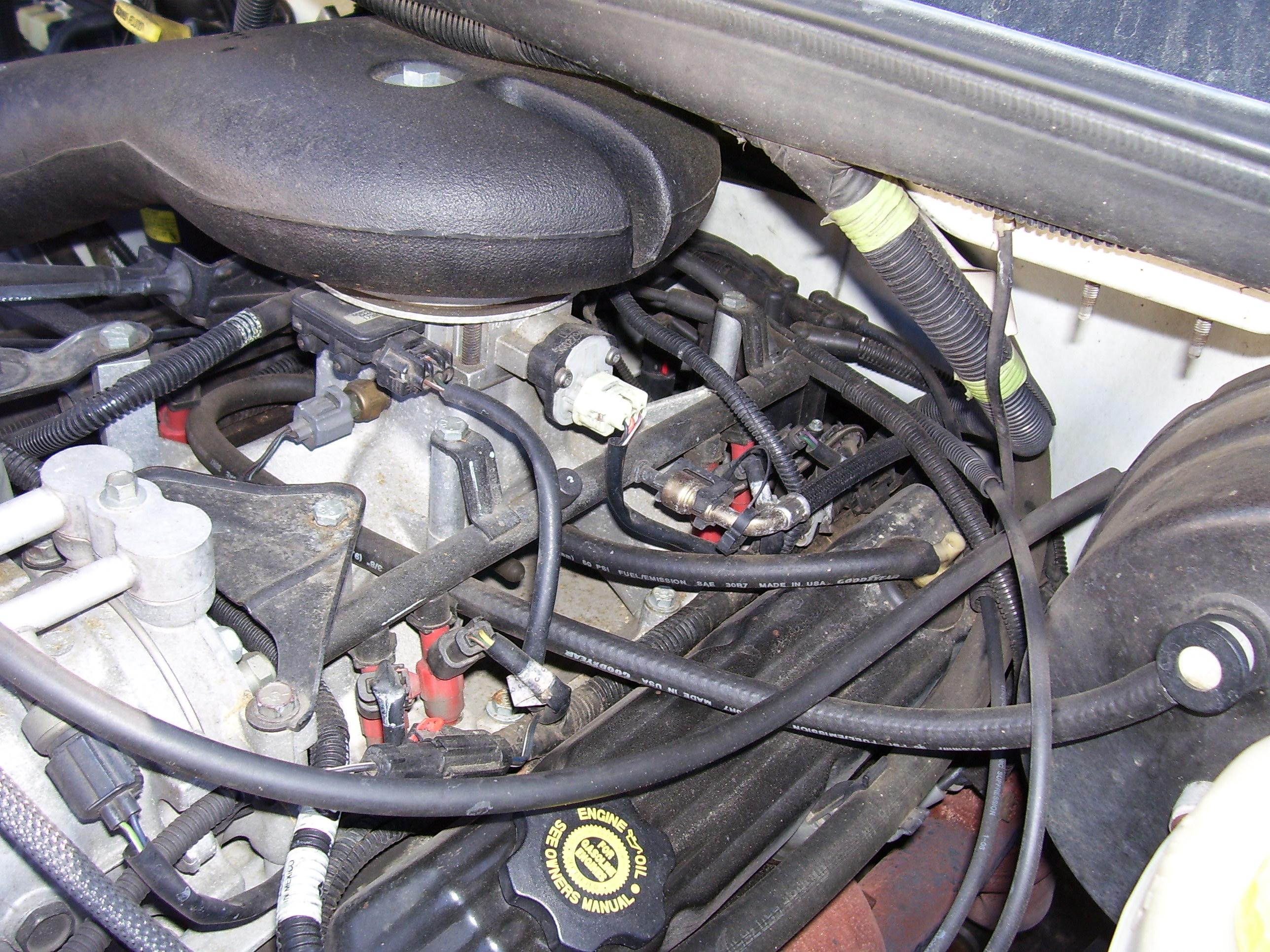Dodge 318 Valve Diagram Wiring Library Ram 1500 Engine Can You Give Me A On How To Replace The Bypass Hose 96 Specifications
