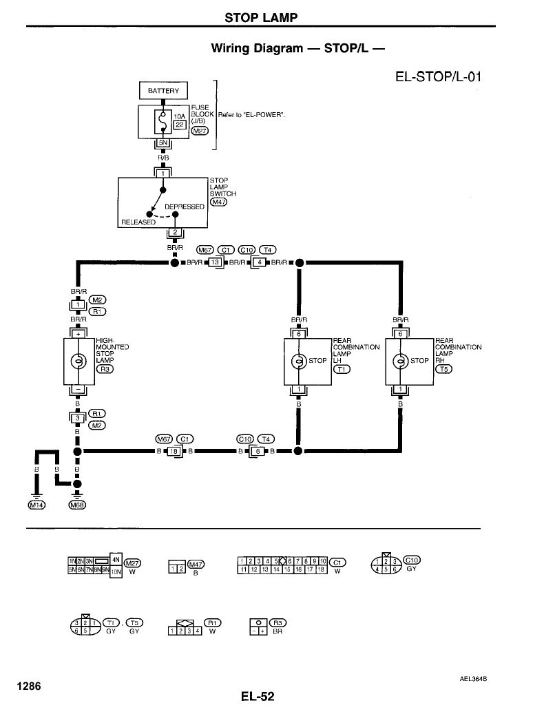 Nissan Frontier Wiring Diagram Abs Harness Schematics 2013 Stereo An Trailer Get Free Image About 1998 Radio
