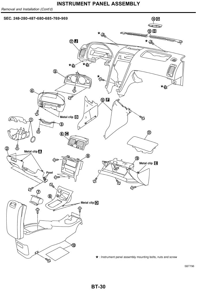 2005 dodge grand caravan center console wiring diagram how do i remove the ecu from a 2001 maxima? i have removed ...