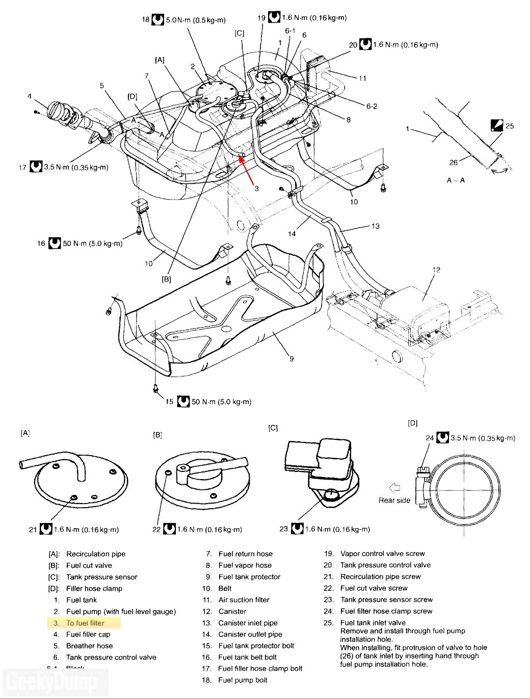 toyota 4k engine diagram  toyota  auto wiring diagram