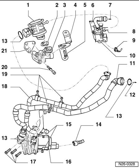 I Have 2002 Jetta Vw 1 8t How To Fix Code P0411 I Change Boost