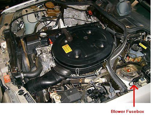 1990 Mercedes 300e Engine Diagram - Auto Electrical Wiring Diagram •