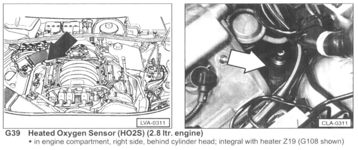 1998 audi a4 2 8 v6  car misfire on bank 1 all 3 cylinders