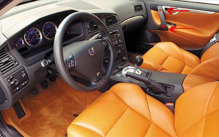 2004 Volvo Xc 70 Passenger Inside Door Release Does Not Work Have