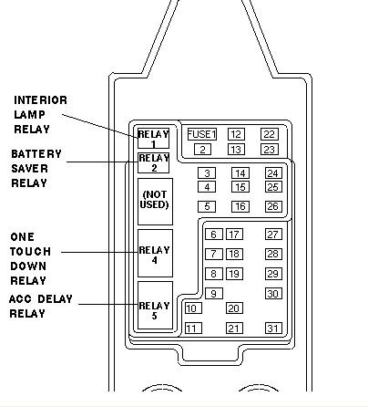 1997 ford f150 4 6l fuse box diagram schematic diagrams rh bestkodiaddons co