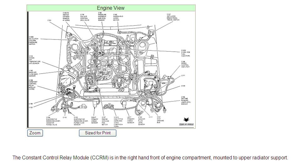 1996 ford thunderbird is over heating  has v6 3 8 liter