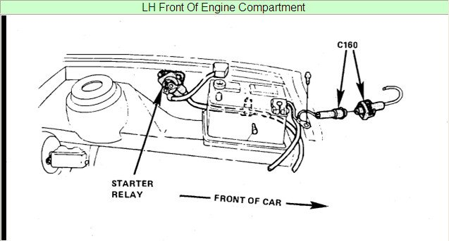My Aging Uncle Had Problems Starting His 1990 Ford Escort So He Rhjustanswer: 1988 Ford F350 Starter Wiring Diagram At Gmaili.net