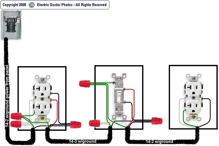 2009 09 02_161221_swithced_outlet_to_switch_to_outlet i want to wire the following diagram from source to switched outlet to outlet wiring diagram at gsmx.co