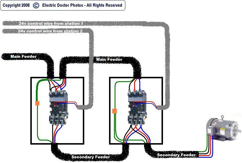 wiring diagram lighting contactor with photocell how do i wire two selenoids to run at different times  how do i wire two selenoids to run at different times