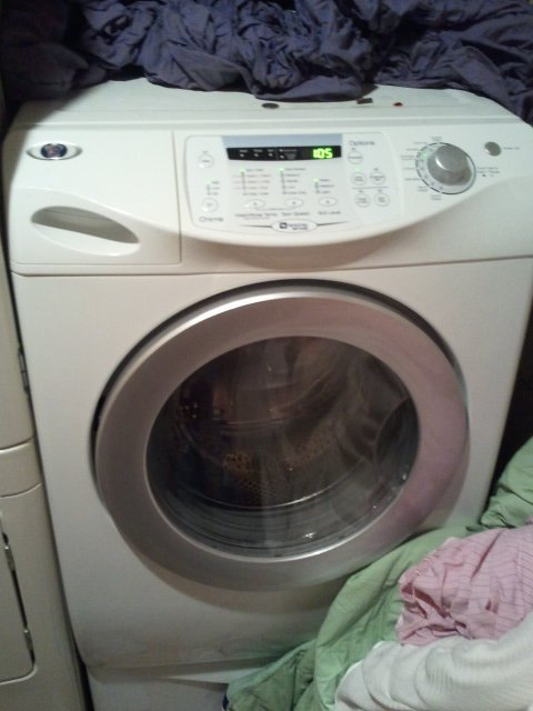 My Maytag Neptune Washer Just Quit Working Yesterday It