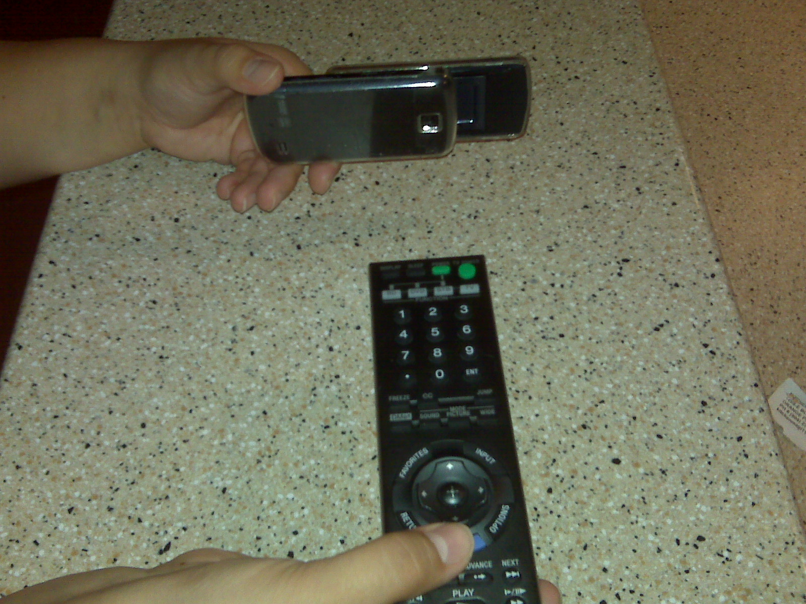 Sony Bravia Remote Home Button Not Working