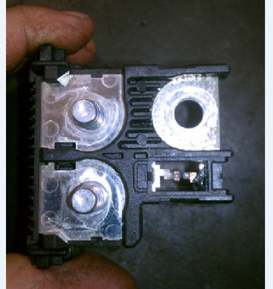 replaced  battery     infiniti