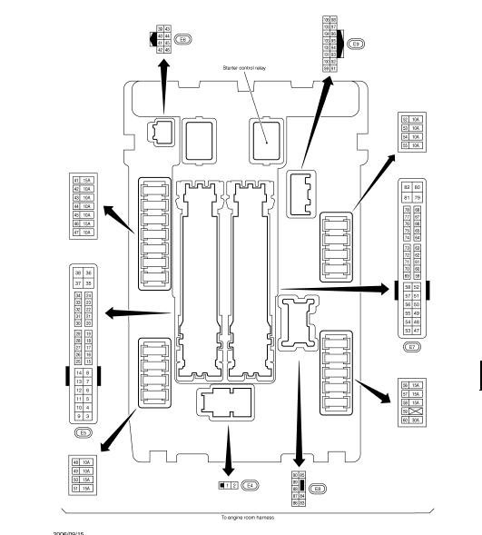 infiniti g37 under hood fuse box diagram   40 wiring