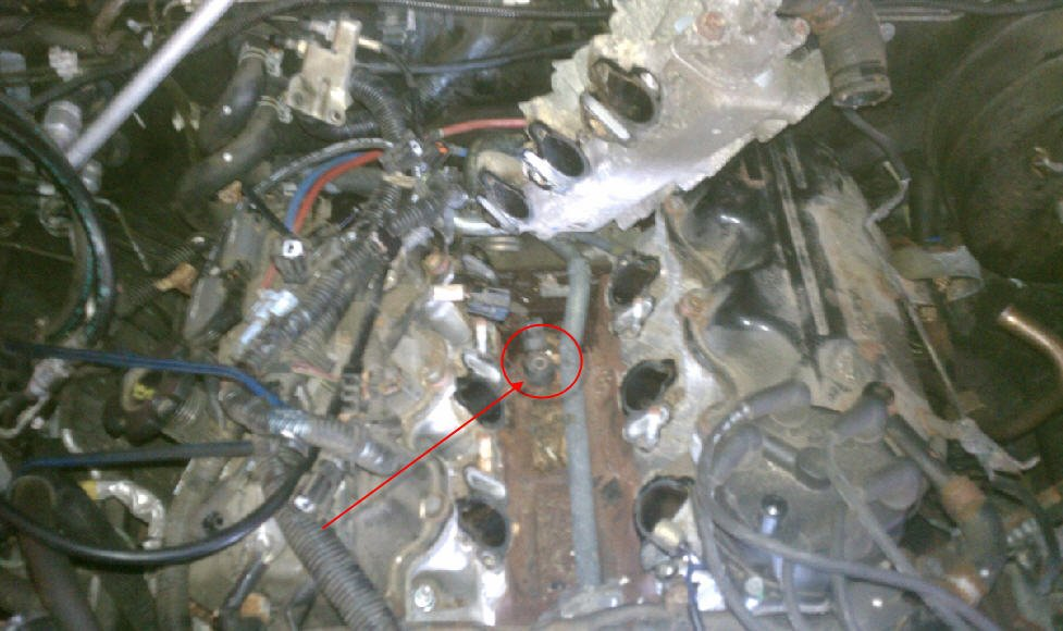7oqiy Nissan Frontier Where S Knock Sensor Off 2000 Nissan on nissan xterra engine diagram