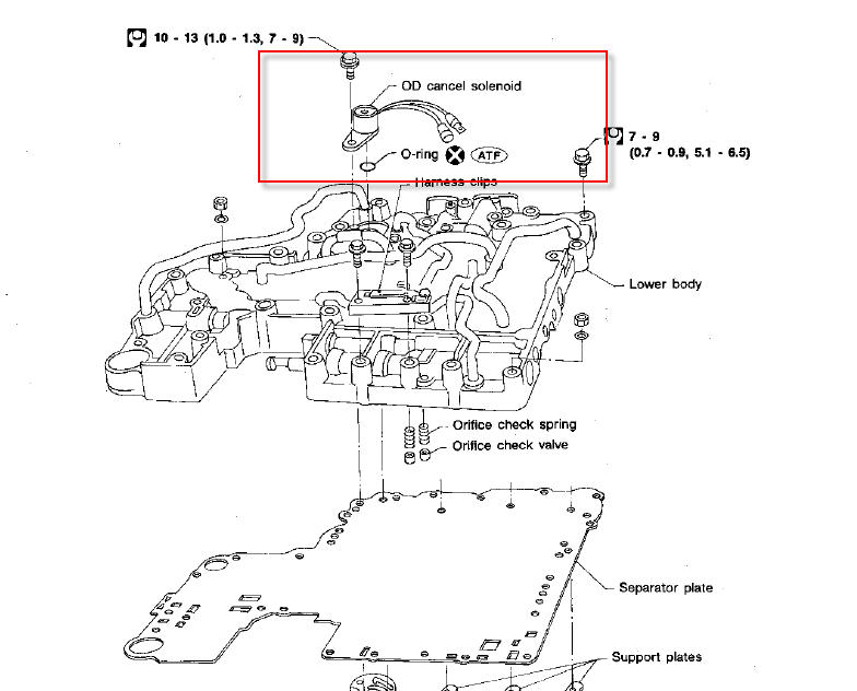 i bought a 92 nissan d21 se 6 cyl 4wd w 3 speed auto trans re4r01a rh justanswer com re4r01a transmission manual pdf Dual-Clutch Transmission