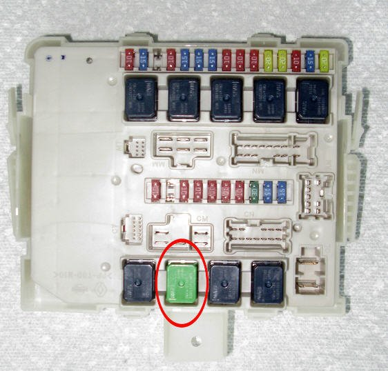 Jay I Need A Pin Code For 2005 Nissan Pathfinderrhjustanswer: 2005 Nissan Pathfinder Ecm Relay Location At Taesk.com
