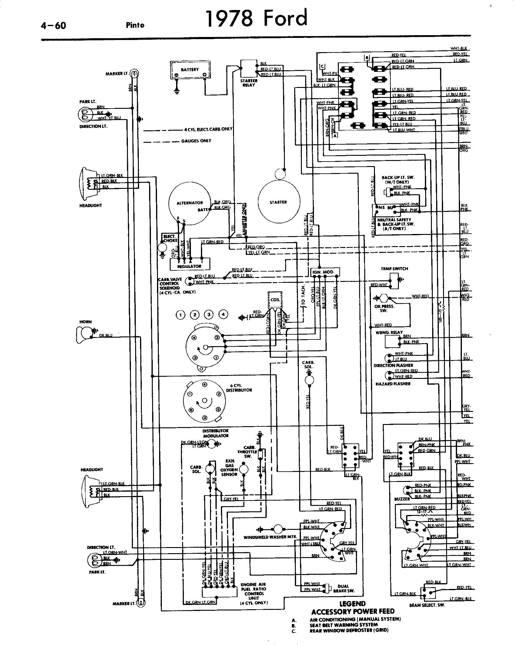 1978 F150 Engine Wiring Diagrams Trusted Diagram 1994 Ford Pinto Data Rh Unroutine Co Lighting