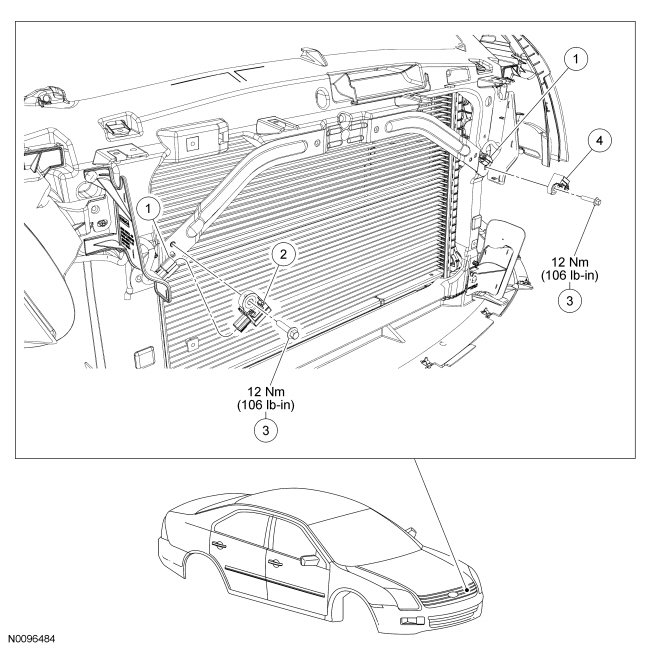 I Have Been Fixing A 2010 Ford Fusion And Solid Airbag Light Rhjustanswer: Ford Fusion Air Bag Sensor Location At Gmaili.net
