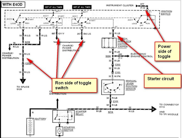 1990 ford f 150 wiring diagram i have a 1990 ford f150 300 6 cylinder with a manuel ... 1984 ford f 150 wiring diagram #10