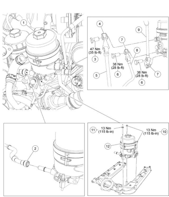 Ford F550 Diesel Flatbed