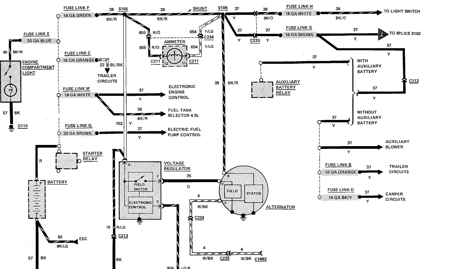 1987 Ford E350 Wiring Diagram Another Blog About E 350 Van Get Free Image Ignition