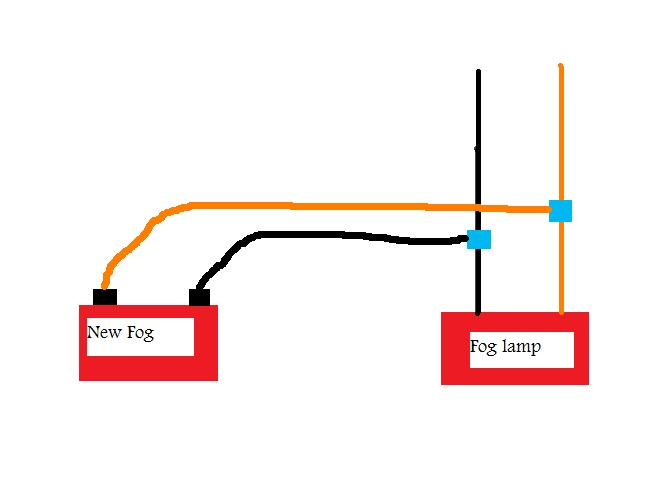 Aamidis Blogspot Com  Rear Fog Lamp Wiring Diagram