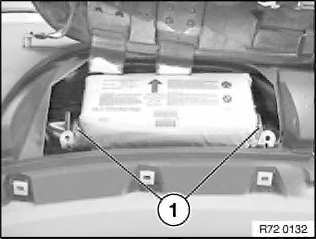 I Have replaced the srs module, the airbag is good the
