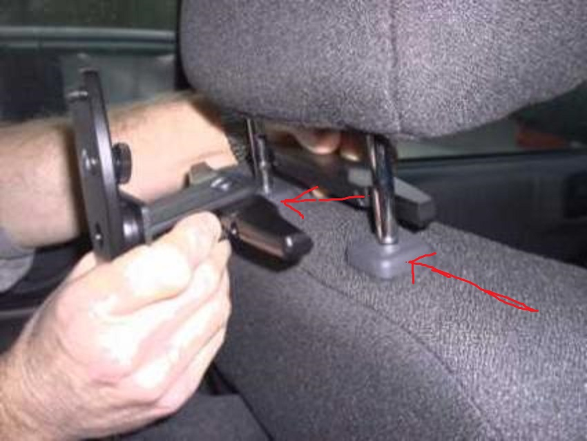 bmw isofix car seat instructions