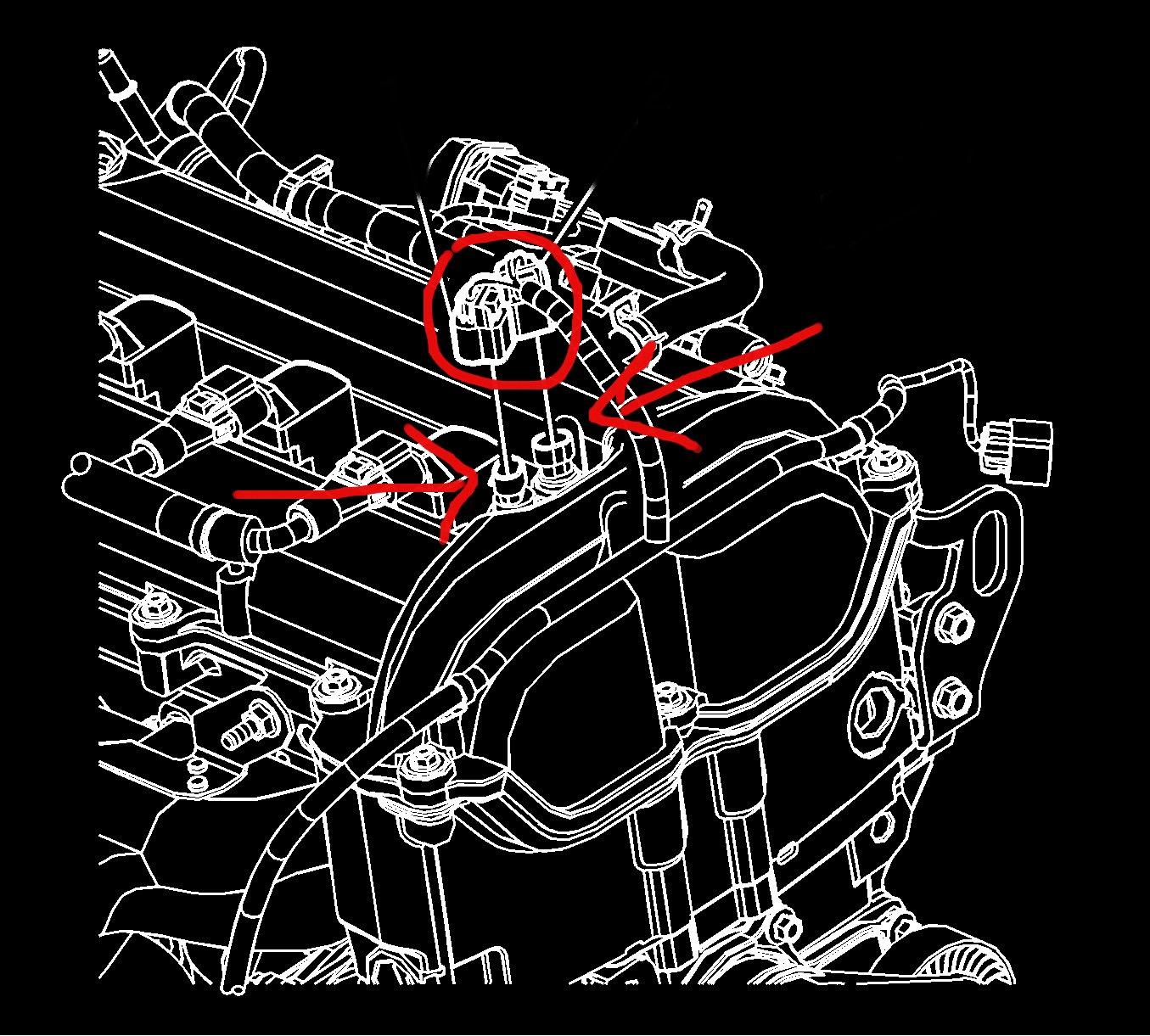 p0013 engine code pontiac g6