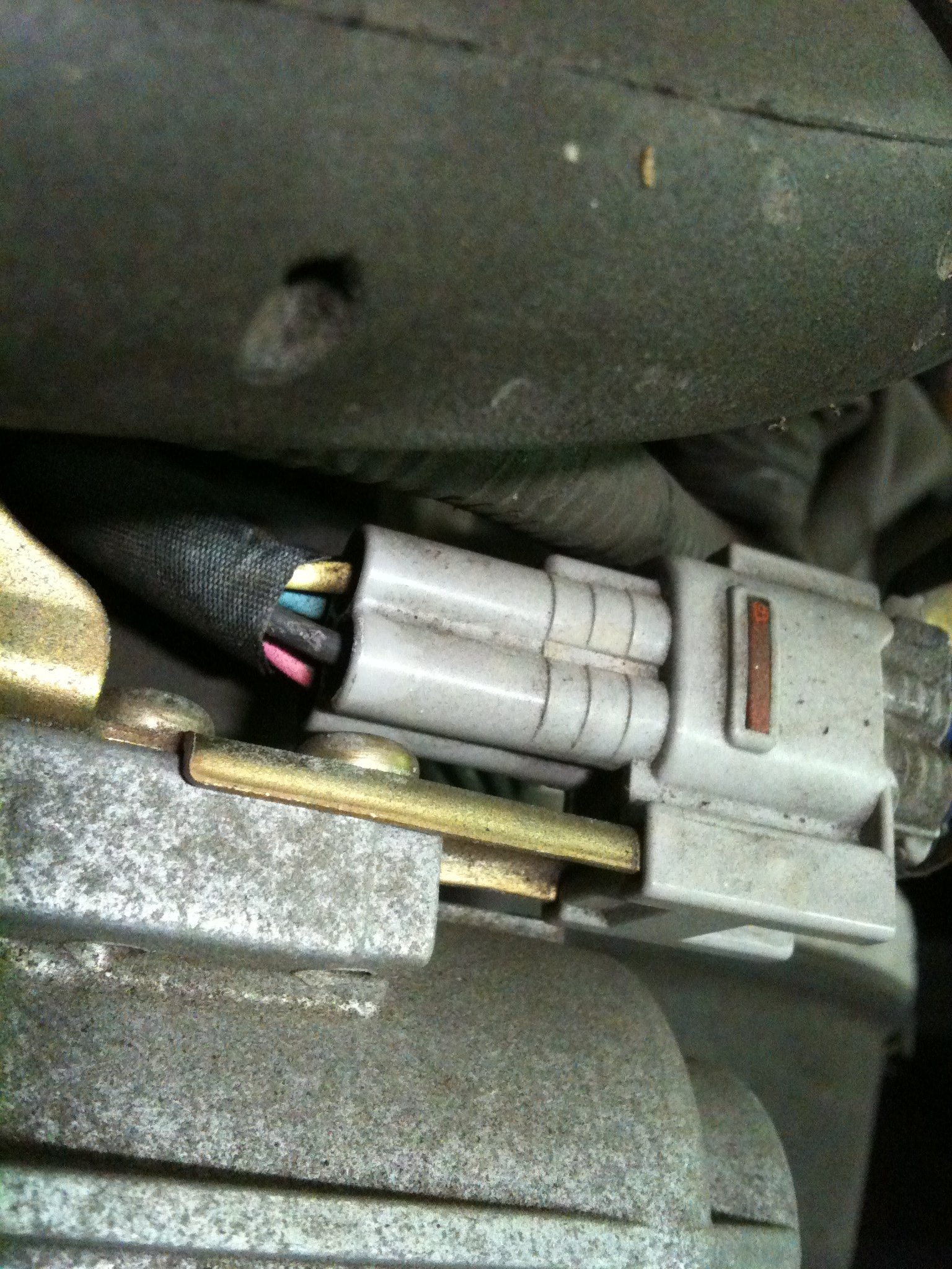 Throttle Position Sensor Wires Cut Need Color Code From Harness To Tps Wiring Diagram 2003 Rav4 Graphic