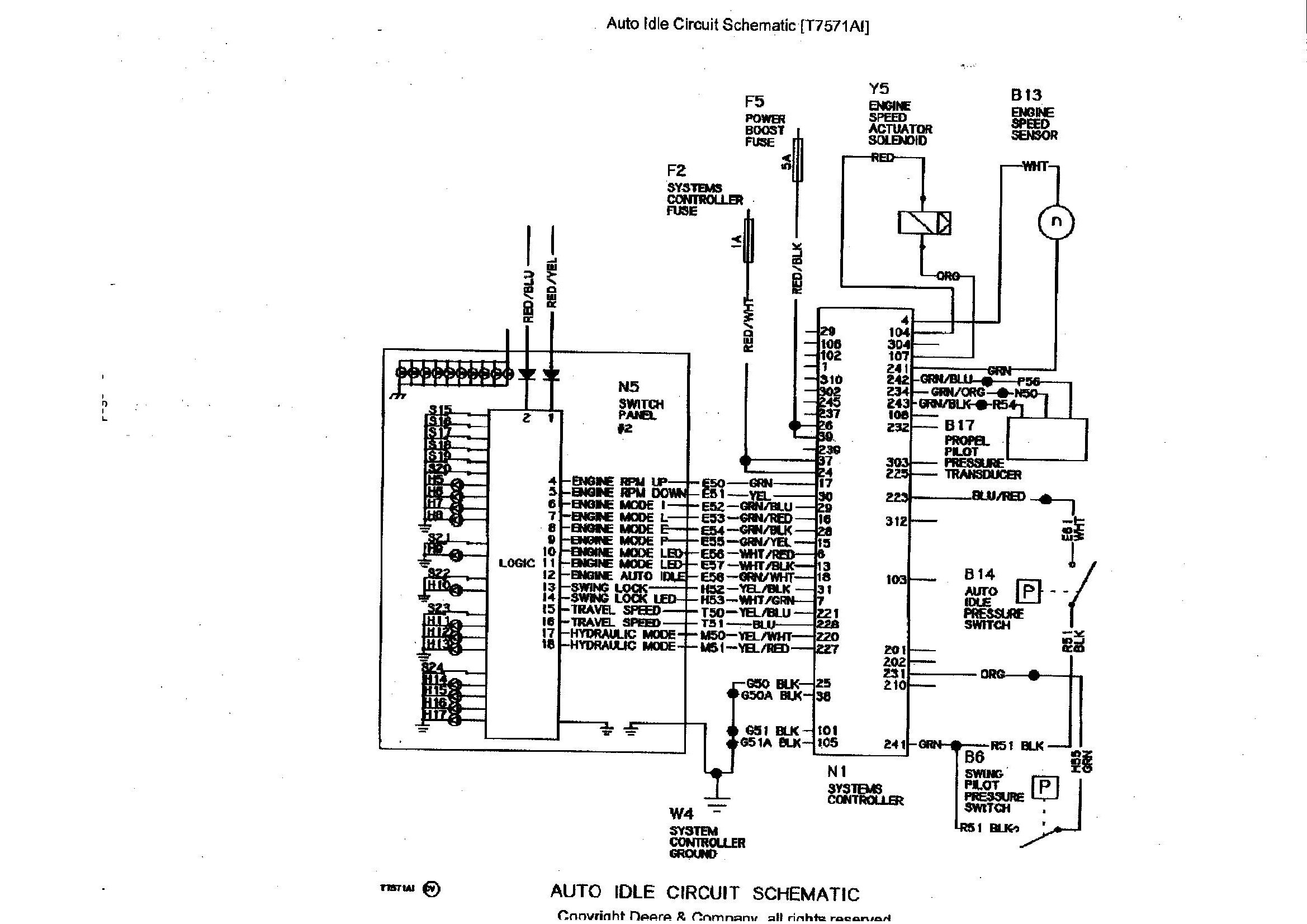 John Deere Excavator Wiring Diagram Daily Update 2940 Free Picture For 690 110 Backhoe