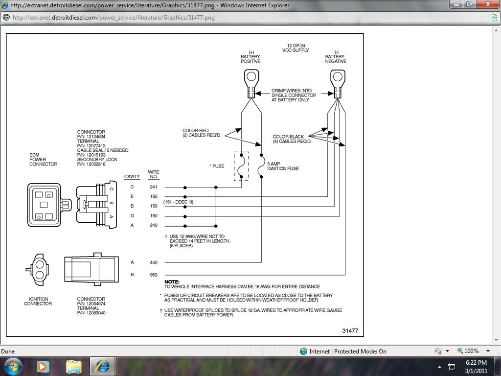 Series Ecm Pinouts on Peterbilt 379 Wiring Diagram