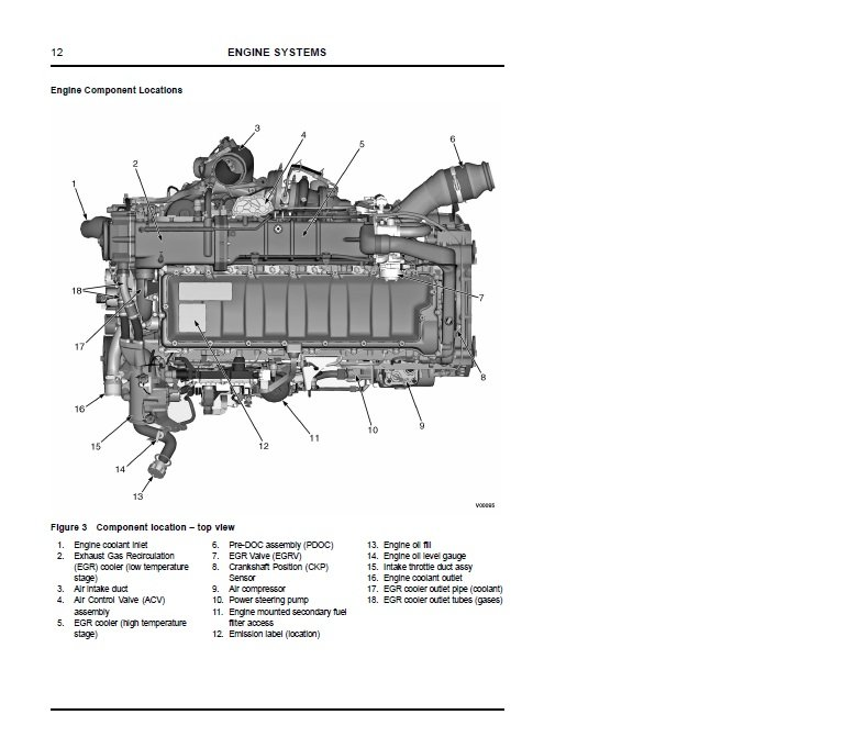maxxforce 7 engine diagram