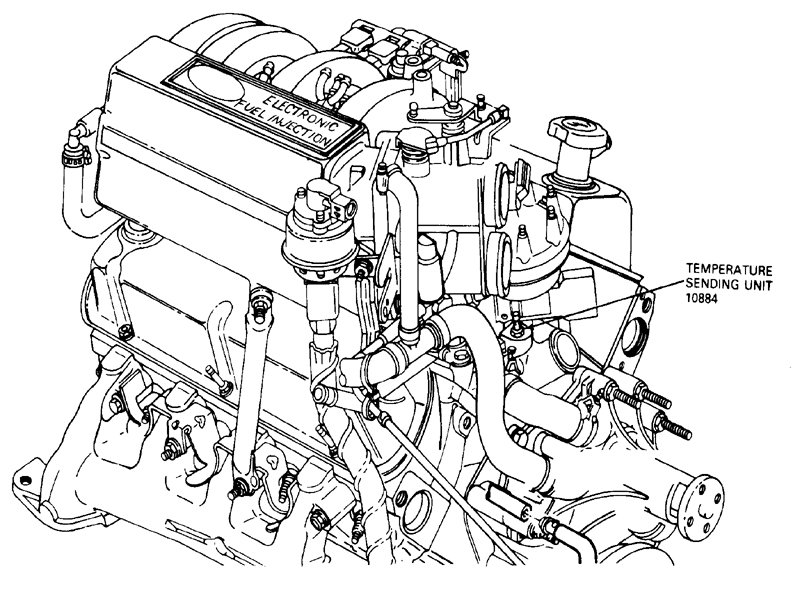 Ford 302 Engine Diagram
