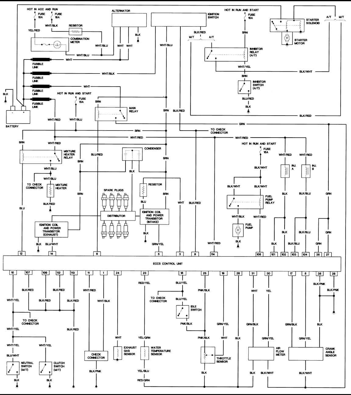 I Am Trying To Get The Electrical Diagram For A 1986 D 21