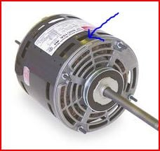 I Have A Gas Furnace 395baw036060 The Blower Motor