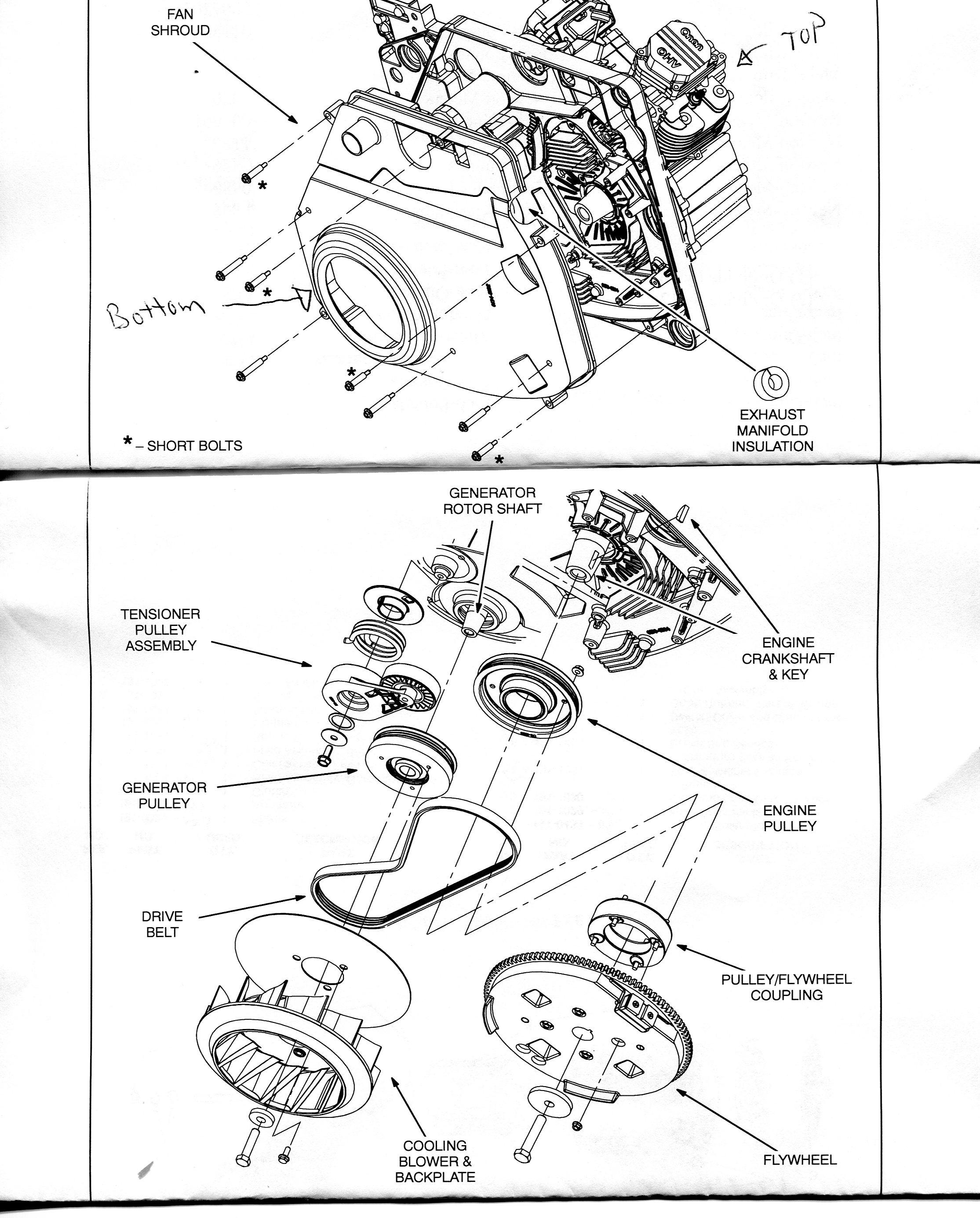 6100 Generator Wiring Schematic - Trusted Wiring Diagram •