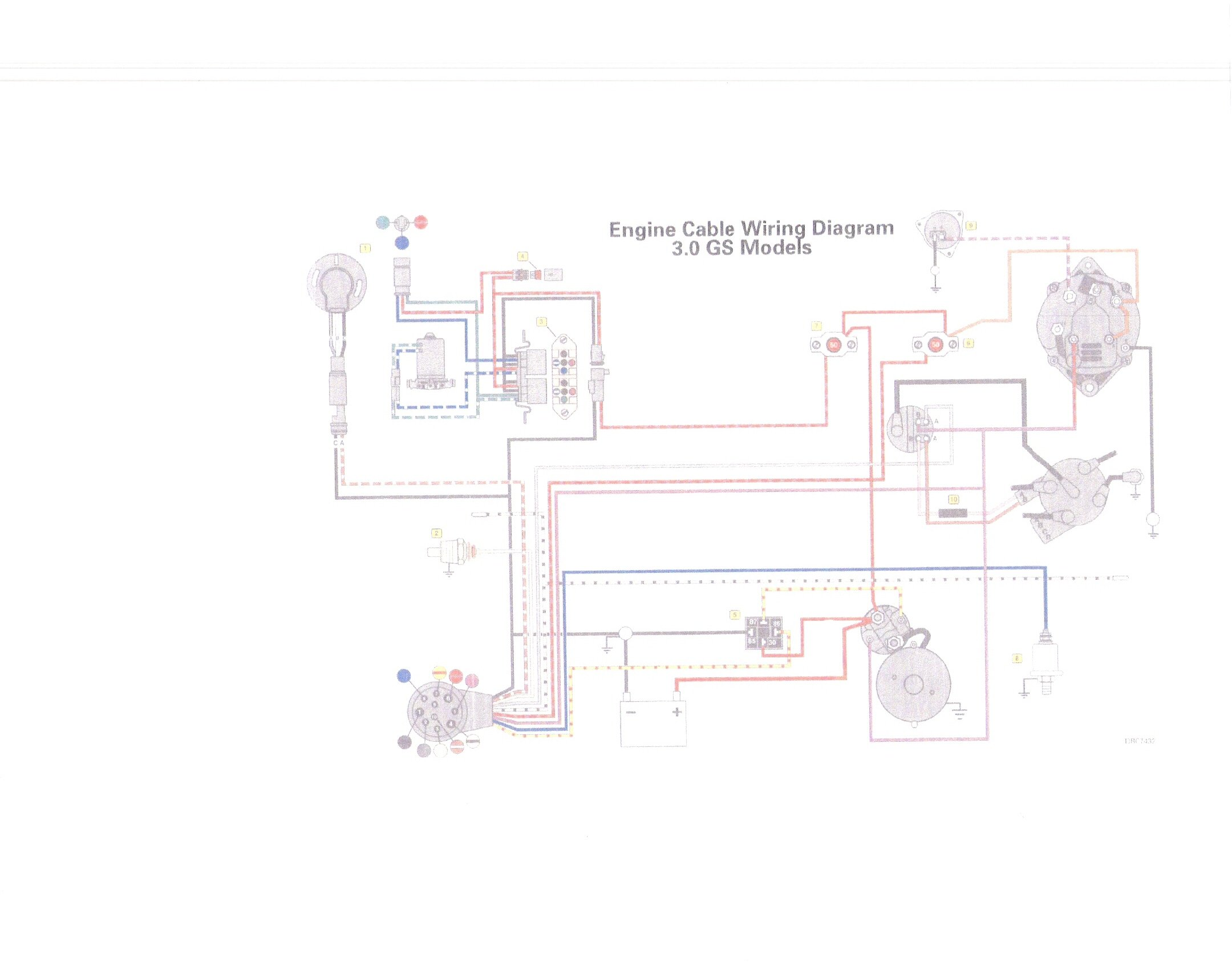 volvo penta 5 7 gs wiring diagram   33 wiring diagram