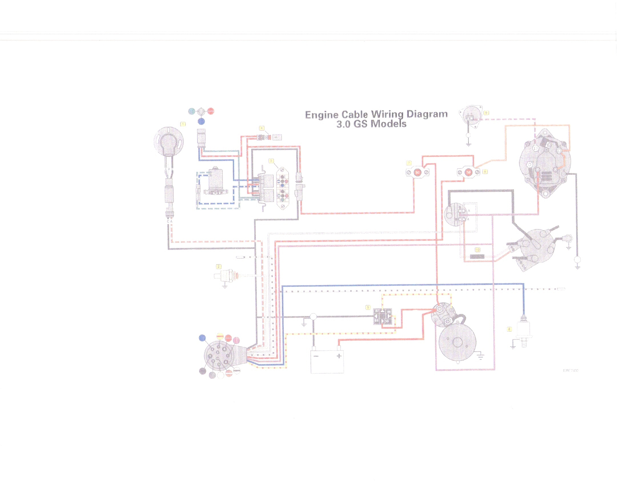 1989 four winns 245 vista fuse box diagram   42 wiring