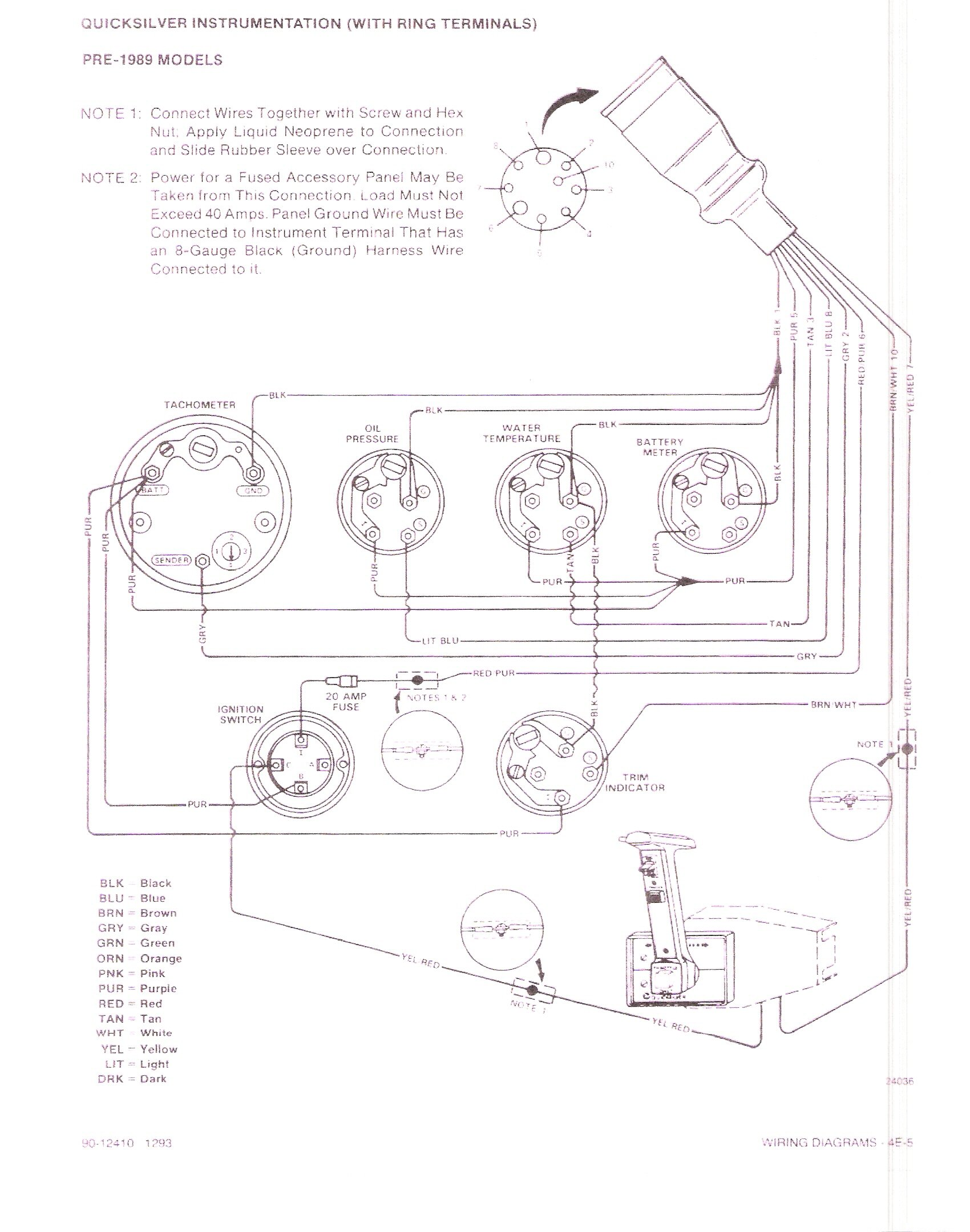i need the ignition  acsesories wiring diagram for a chaparral 187 175 hp   4 3l boat  i recently