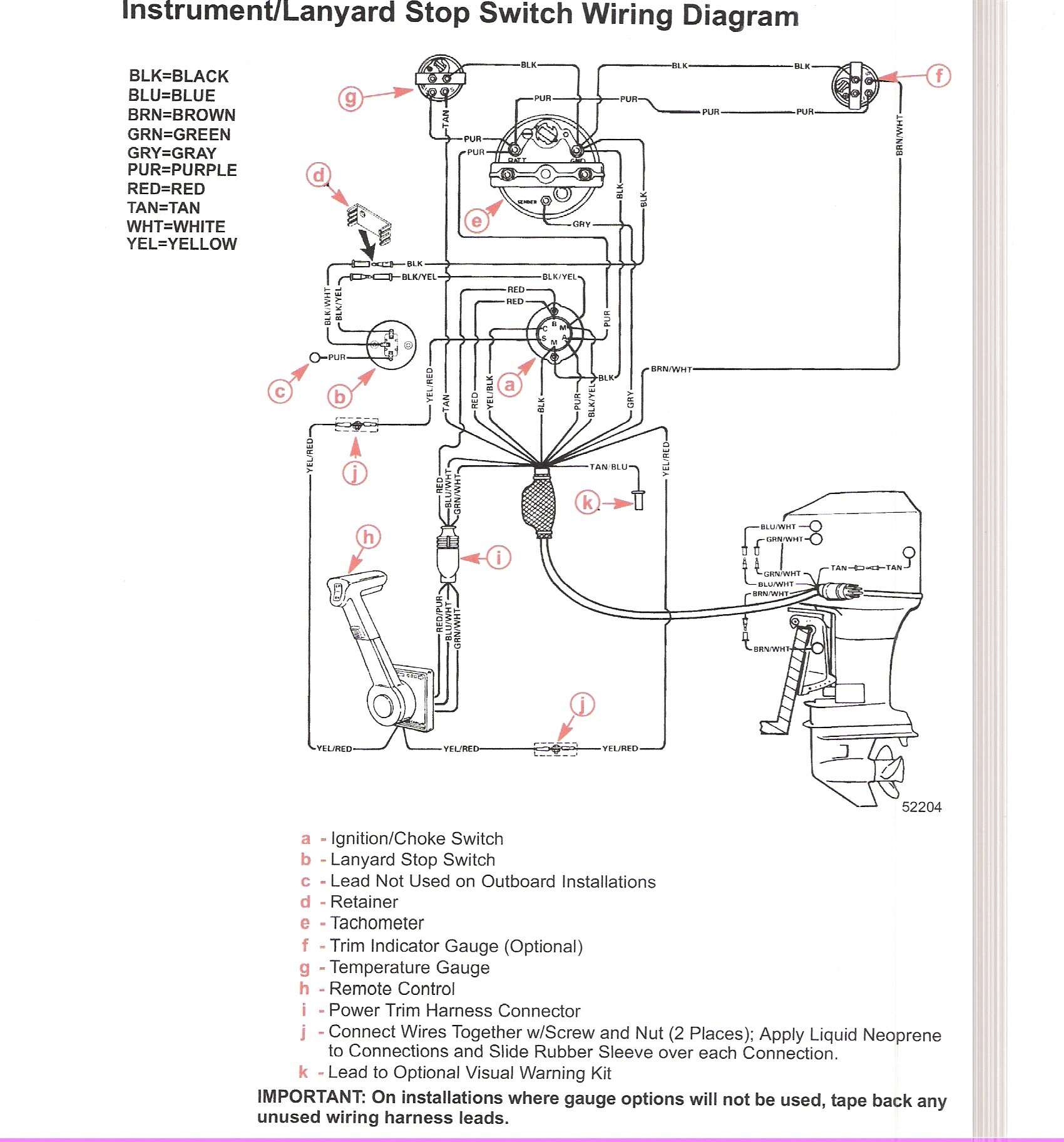 Mercury Xr2 Outboard Wiring Diagram - Wiring Diagram Sessions on