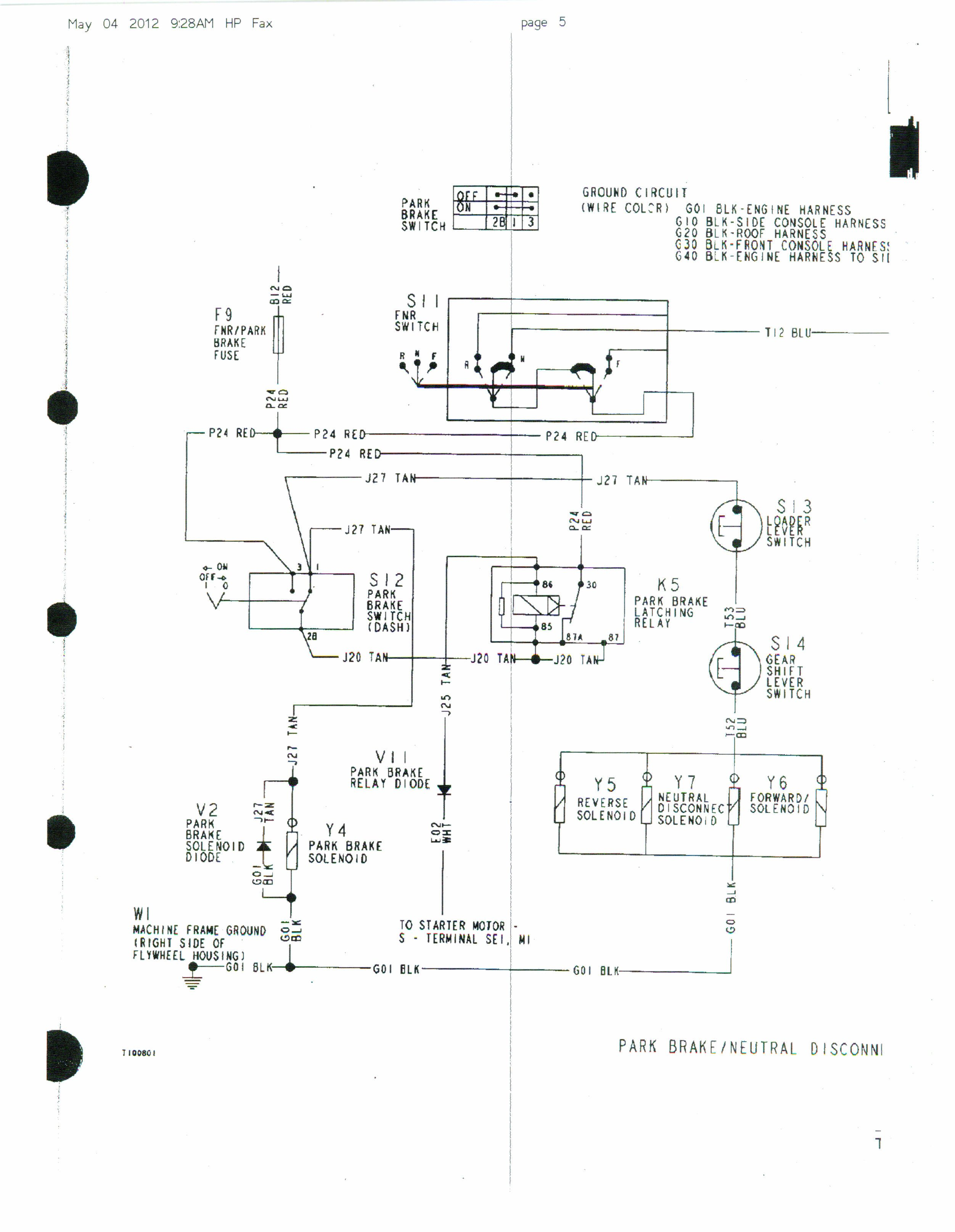 Jd 7520 Wiring Diagram Trusted Diagrams John Deere Backhoe 310e U2022 Loader