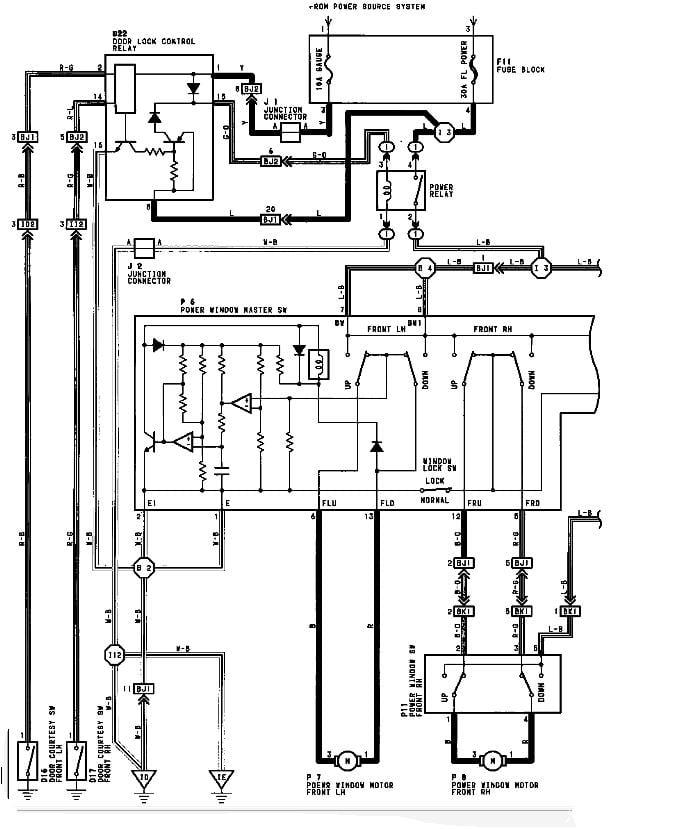 2000 toyota land cruiser wiring diagram wiring diagram origin2000 toyota land cruiser window wiring diagram simple wiring schema 2000 ford f 350 wiring diagram 2000 toyota land cruiser wiring diagram