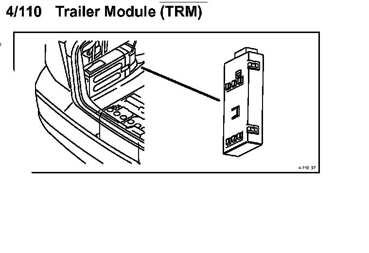 we are installing the wiring for a trailer on my 2009