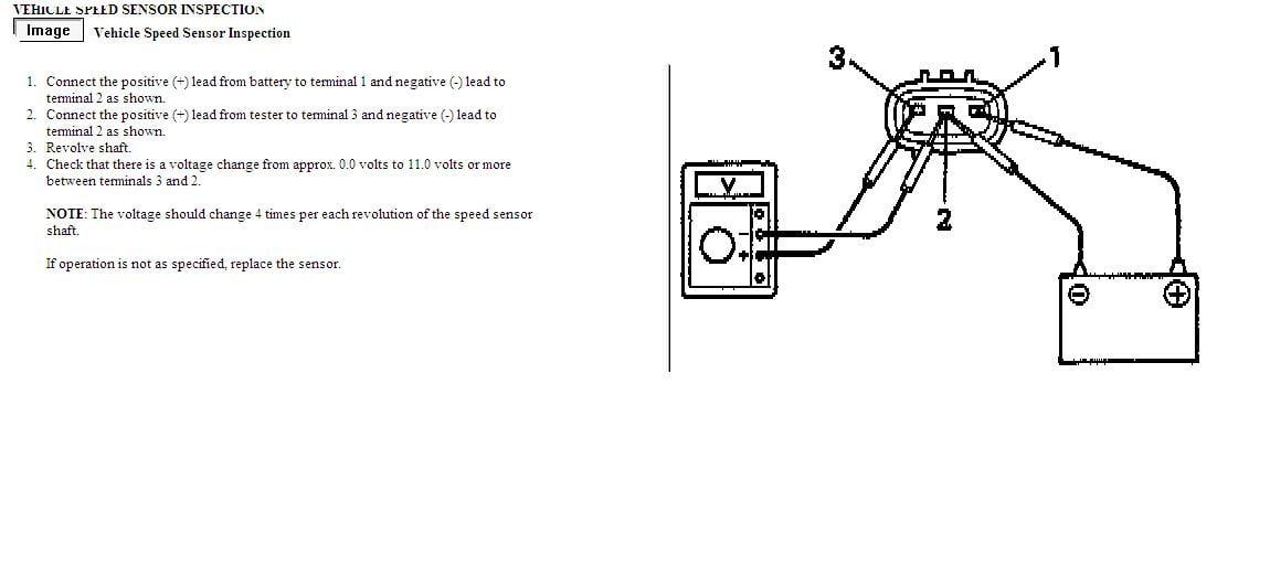 Emejing Speed Sensor Wiring Diagram Pictures - Schematic Diagram ...