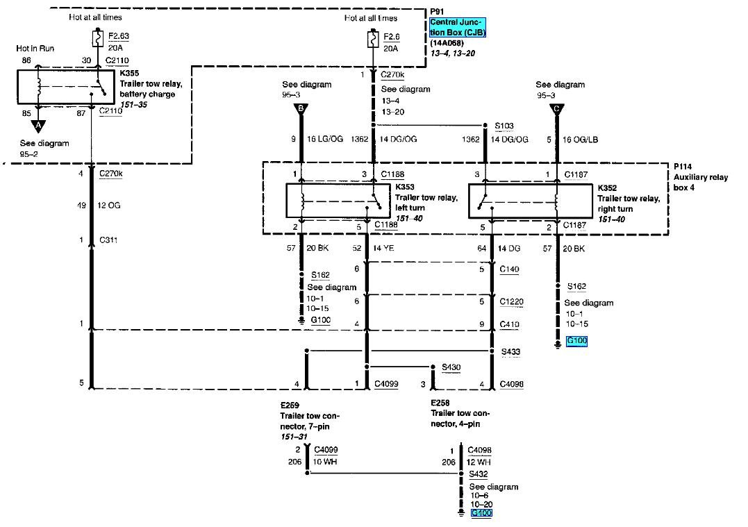 i need the wiring diagram for a f350 super duty canadian