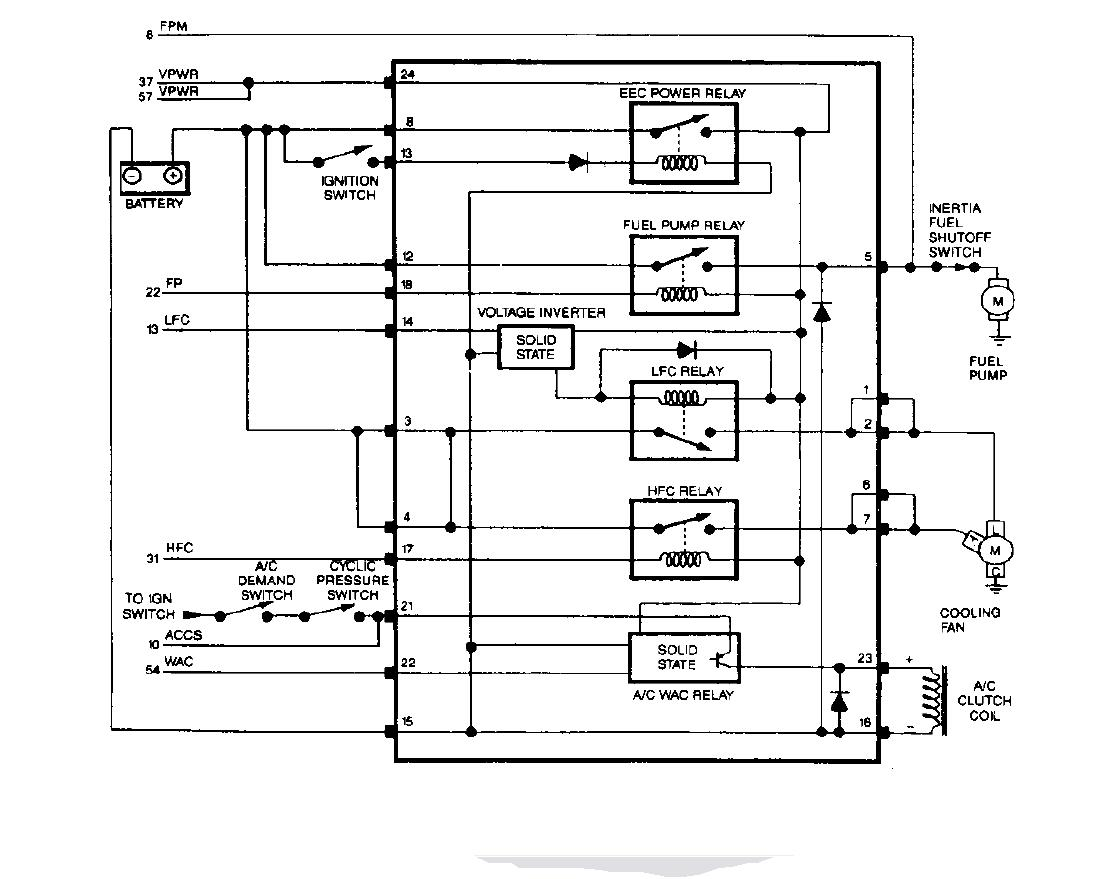 1995 ford fuel pump wiring diagram i have a 1995 ford taurus gl 3.0 liter auto.. an the fuel pump continues to run after i switch ... ford fuel pump wiring diagram 2013