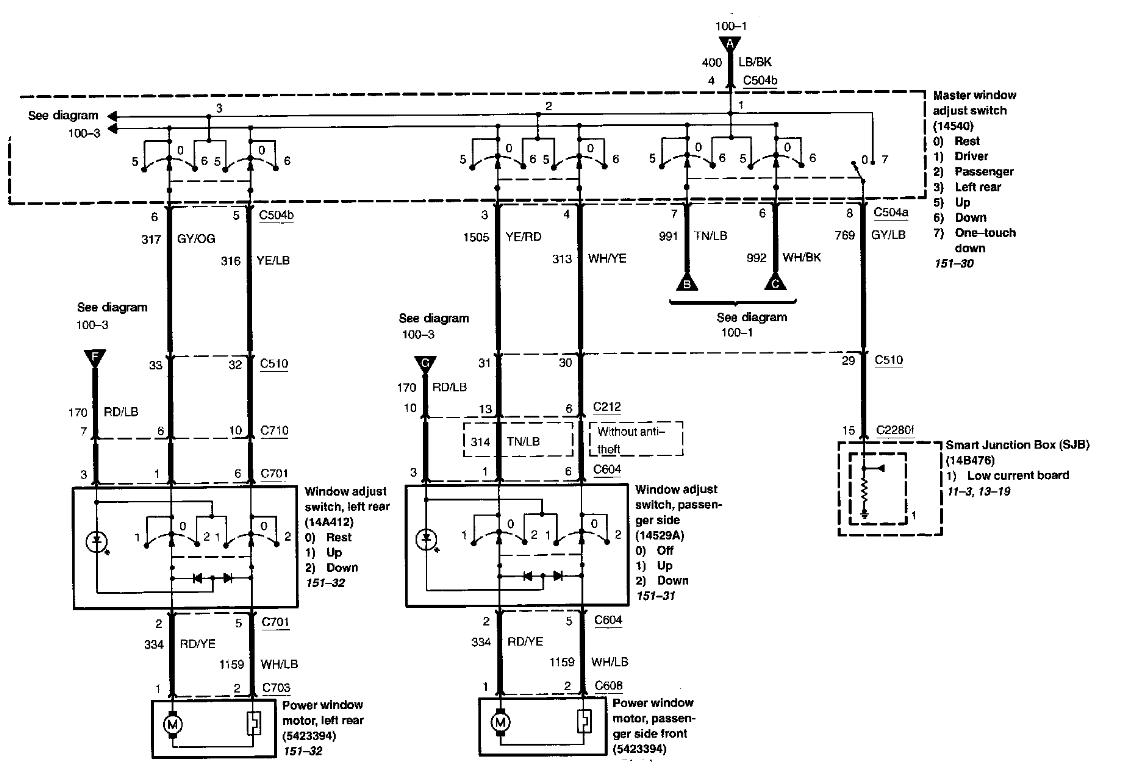 Where Is The Generic Electronic Module Located On A 2006