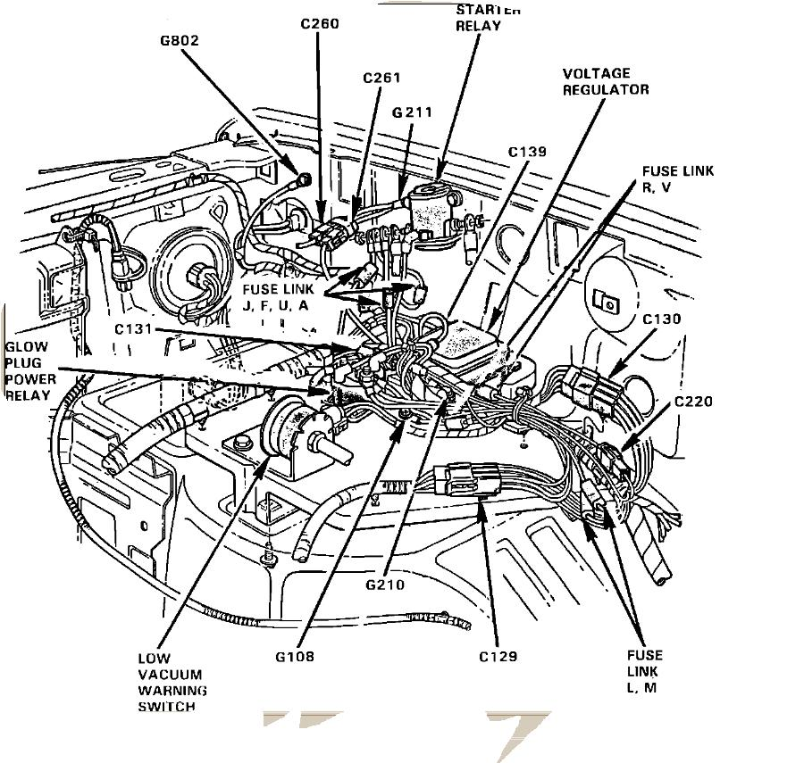 Looking For 1997 F250 Nondiesel Ignition System Wiring Diagram